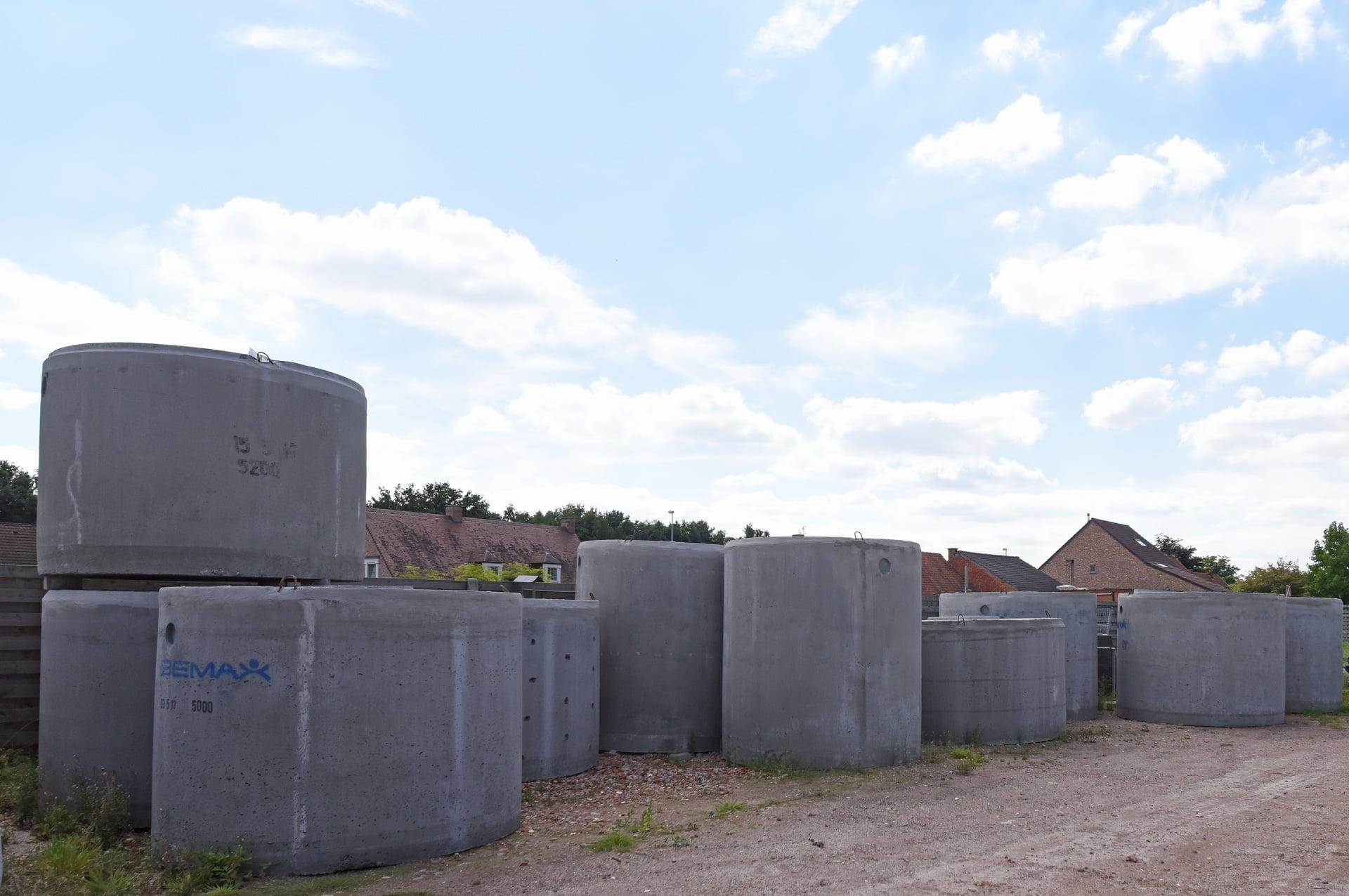 Beton - Bouwmaterialen Pauwels